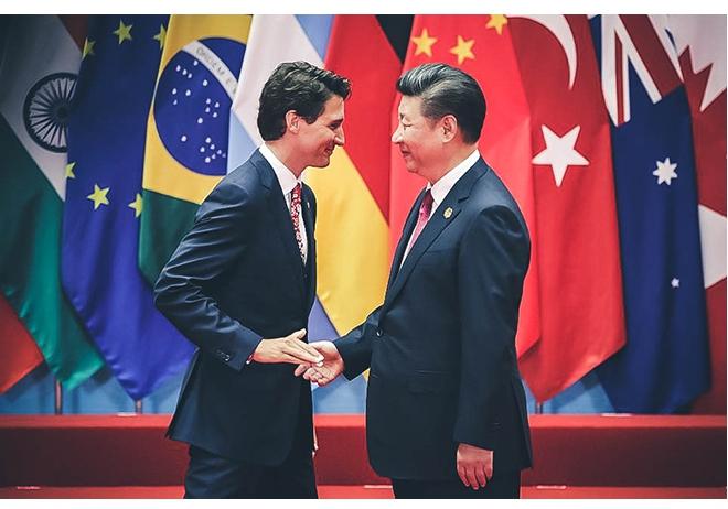 """Chân dung người đàn ông """"quyến rũ đến từng centimet"""" vượt qua bi kịch để trở thành Thủ tướng Canada - Ảnh 16."""