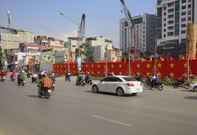 Một không khí rất khác trước ngày diễn ra trận chung kết U23 Châu Á: Màu cờ sắc áo đã tràn ngập khắp phố phường! - Ảnh 24.