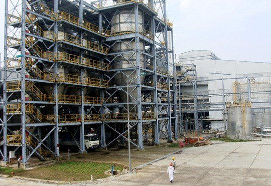 Nhịp sống trở lại trên nhà máy nhiên liệu sinh học 1.900 tỉ - Ảnh 3.