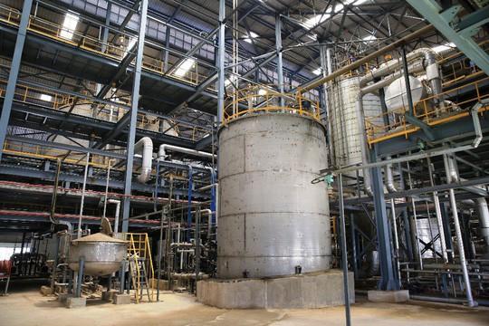 Nhịp sống trở lại trên nhà máy nhiên liệu sinh học 1.900 tỉ - Ảnh 5.