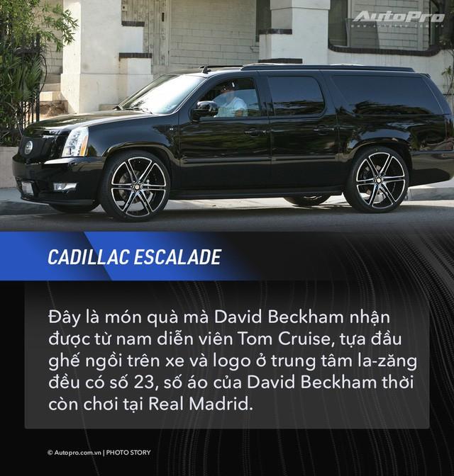 David Beckham sở hữu những mẫu xe đặc biệt nào? - Ảnh 4.