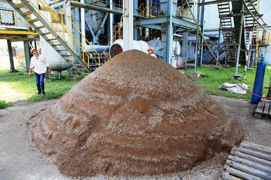 Nhịp sống trở lại trên nhà máy nhiên liệu sinh học 1.900 tỉ - Ảnh 7.