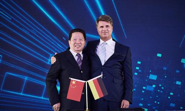 BMW rót tiền tỉ vào Trung Quốc, thâu tóm đối tác nội địa - Ảnh 1.