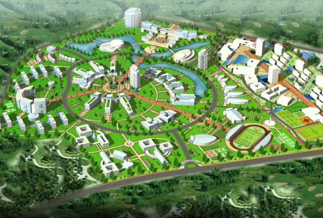 TP.HCM giảm tổng diện tích quy hoạch Khu giáo dục đào tạo đại học Long Phước - Ảnh 1.