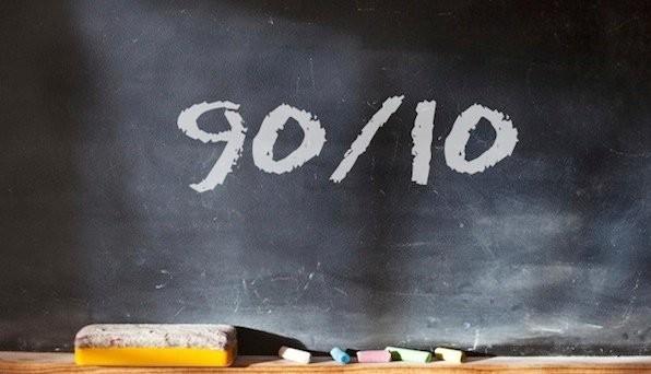 Quy tắc 90/10: Đừng quan tâm thái quá tới lời nói của người ngoài, hãy chú tâm nâng cao giá trị bản thân - Ảnh 1.