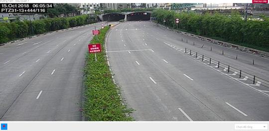 Kẹt xe nghiêm trọng trên đường Nguyễn Hữu Cảnh - Ảnh 3.