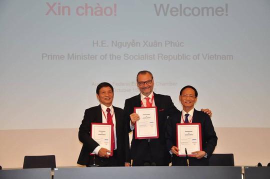 Thủ tướng tiếp thị các nhà đầu tư Áo - Ảnh 3.