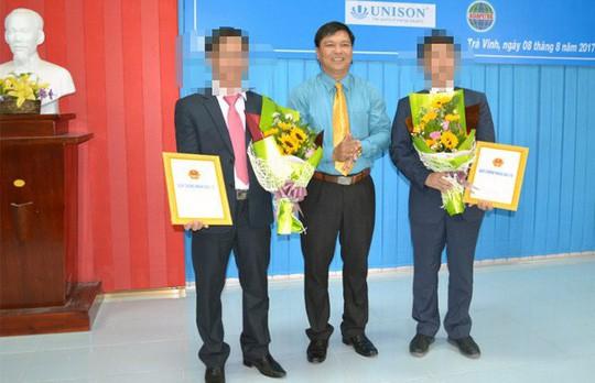 Vừa bị cảnh cáo, cựu Chủ tịch UBND TP Trà Vinh được bổ nhiệm làm giám đốc sở - Ảnh 1.