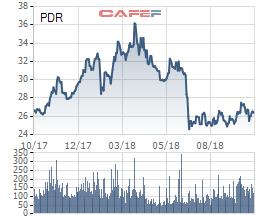 Phát Đạt (PDR): Quý 3 không phát sinh doanh thu bất động sản, vẫn có lãi 105 tỷ từ hợp tác đầu tư - Ảnh 1.