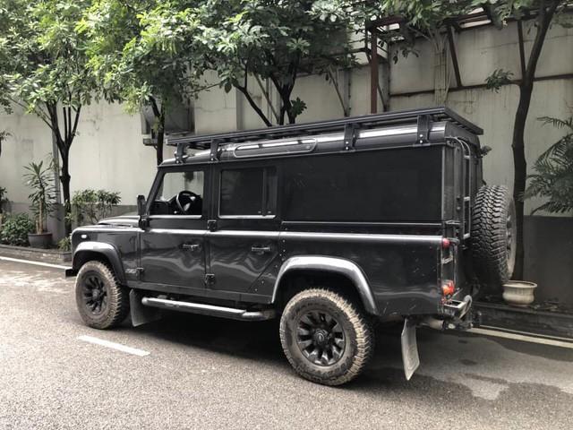Hàng siêu hiếm Land Rover Defender 1948-2015 X-Spec Edition về tay đại gia Hải Phòng - Ảnh 1.