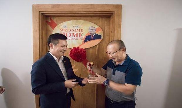Căn hộ mới 1,3 tỷ đồng của HLV Park Hang Seo vừa nhận từ 1 doanh nghiệp môi giới bất động sản - Ảnh 1.