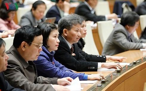 Hôm nay, Quốc hội khai mạc Kỳ họp 6, trình nhân sự bầu Chủ tịch nước - Ảnh 2.