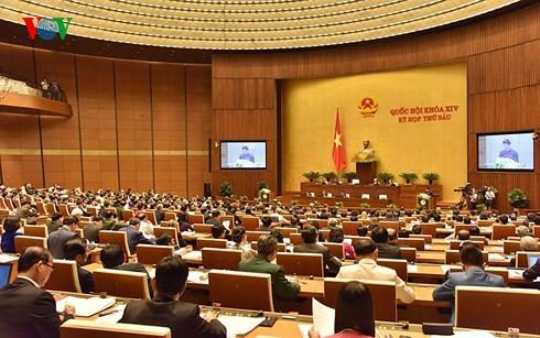 Quốc hội sẽ bầu Chủ tịch nước, Thủ tướng trình nhân sự Bộ trưởng TT-TT - Ảnh 1.
