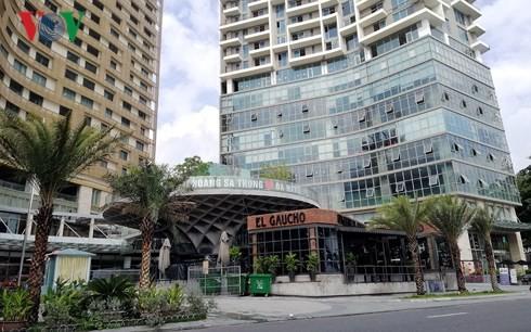 Đà Nẵng: Sẽ tháo dỡ phần sai phạm ở Khu phức hợp khách sạn Bạch Đằng - Ảnh 1.