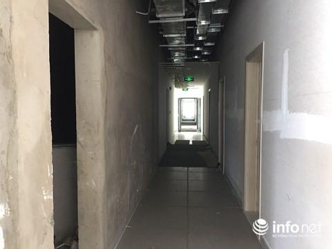 Bị tố biến tầng thương mại thành căn hộ cao tầng, Vietcomreal thừa nhận thi công không phép - Ảnh 1.