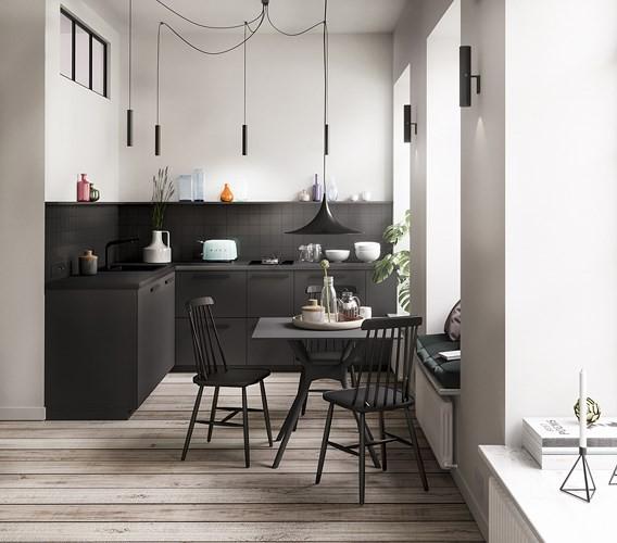 Căn hộ 46 m2 có cách phân chia không gian hợp lý - Ảnh 4.