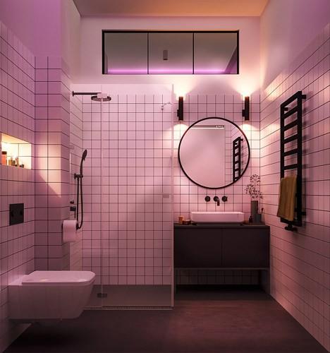Căn hộ 46 m2 có cách phân chia không gian hợp lý - Ảnh 9.