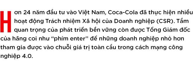 Bí mật phía sau những chú cá sống trong bể nước thải của Coca-Cola Việt Nam - Ảnh 1.