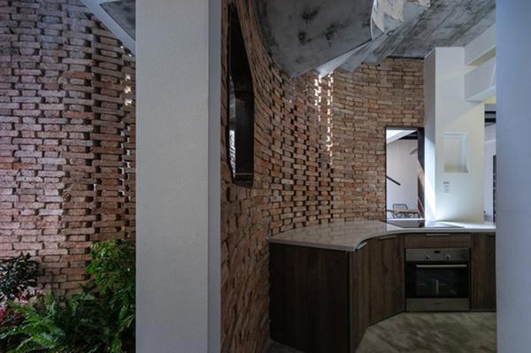 Ngôi nhà cấp 4 cải tạo đẹp như resort giữa Sài Gòn xuất hiện trên báo Mỹ - Ảnh 13.