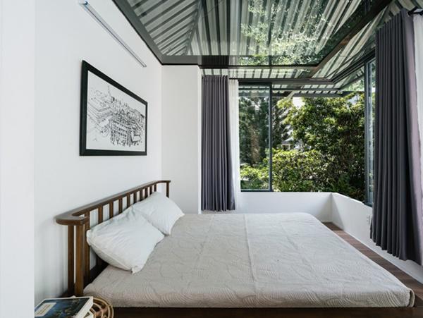 Ngôi nhà cấp 4 cải tạo đẹp như resort giữa Sài Gòn xuất hiện trên báo Mỹ - Ảnh 14.