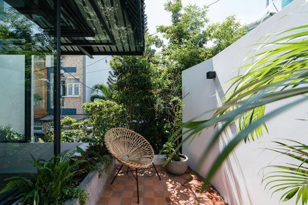 Ngôi nhà cấp 4 cải tạo đẹp như resort giữa Sài Gòn xuất hiện trên báo Mỹ - Ảnh 17.