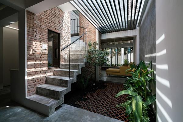 Ngôi nhà cấp 4 cải tạo đẹp như resort giữa Sài Gòn xuất hiện trên báo Mỹ - Ảnh 7.