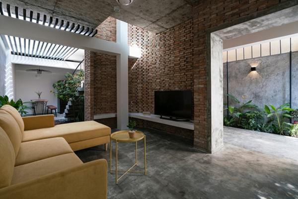 Ngôi nhà cấp 4 cải tạo đẹp như resort giữa Sài Gòn xuất hiện trên báo Mỹ - Ảnh 9.