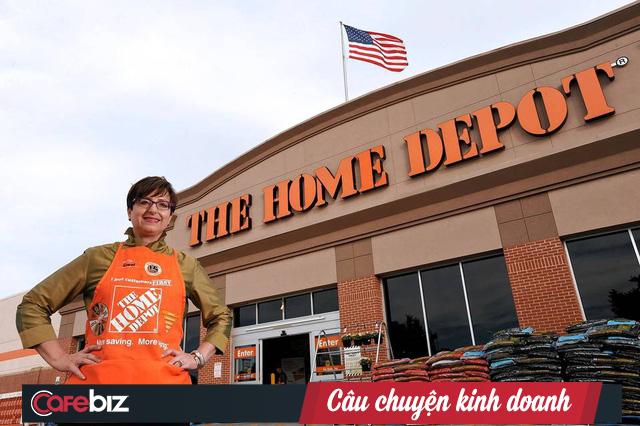 """Cú sẩy chân của đại gia bên trong xe Home Depot ở Trung Quốc: Tại Mỹ, tự sửa nhà là hợp lý, nhưng ở Trung Quốc tự sửa nhà là """"kém sang"""" - Ảnh 1."""