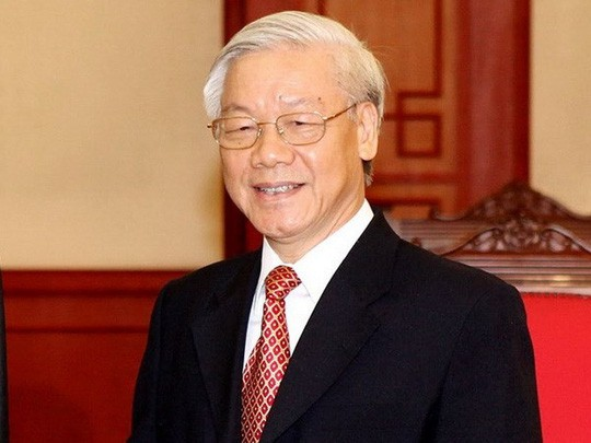 Tổng Bí thư làm Chủ tịch nước là bước tiến dài của nước ta - Ảnh 1.
