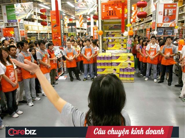 """Cú sẩy chân của đại gia bên trong xe Home Depot ở Trung Quốc: Tại Mỹ, tự sửa nhà là hợp lý, nhưng ở Trung Quốc tự sửa nhà là """"kém sang"""" - Ảnh 3."""