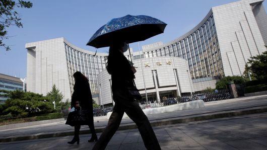 Ngại cú sốc ngoại khu, Trung Quốc bơm 110 tỉ USD vào nền kinh tế - Ảnh 1.