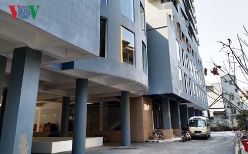 Hà Nội: Hàng loạt bất cập ở chung cư 52 Lĩnh Nam, cư dân bức xúc - Ảnh 3.