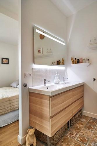 Sáng tạo thiết kế đèn LED khiến căn nhà thêm sang trọng - Ảnh 1.
