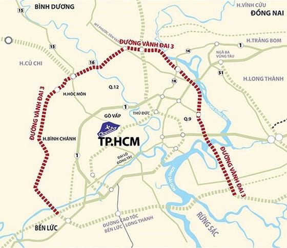 thành phố Hồ Chí Minh kiến nghị Chính phủ triển khai dự án nhà ở đường Vành đai 3 - Ảnh 1.
