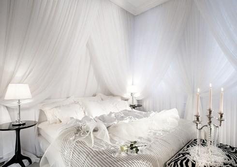 Những tông màu giúp phòng cưới của bạn thêm lãng mạn - Ảnh 1.