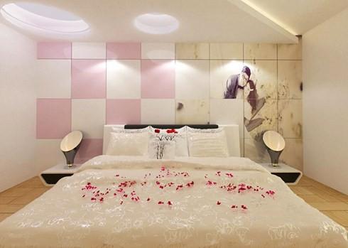 Những tông màu giúp phòng cưới của bạn thêm lãng mạn - Ảnh 17.