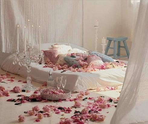 Những tông màu giúp phòng cưới của bạn thêm lãng mạn - Ảnh 3.