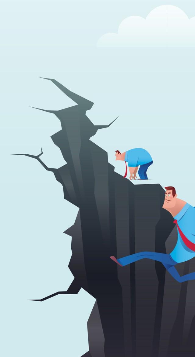Loanh quanh vùng an toàn, lúc nào cũng thấy mình kém cỏi thì cuộc đời bạn đã ấn định là để đi làm thuê: Không dám dấn thân, đối mặt với thử thách thì cũng không thể có những cơ hội - Ảnh 1.