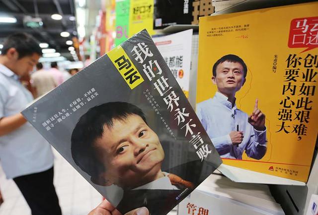 Không chỉ nhà buôn, người trẻ đi làm ở Trung Quốc giờ còn lập bàn thờ Jack Ma trong nhà như thờ Thần tài - Ảnh 2.