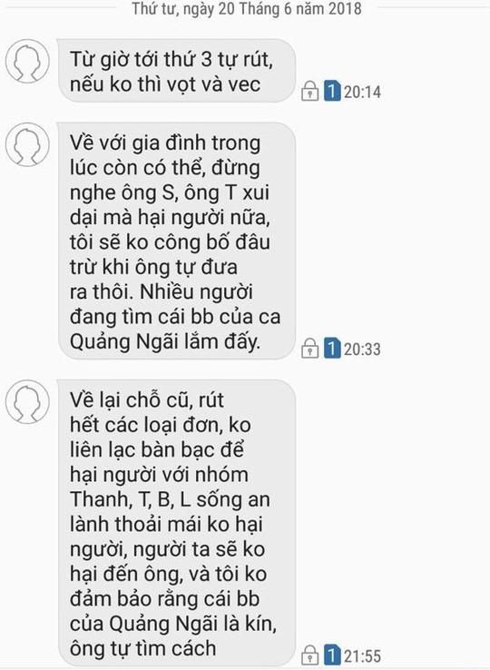 Khởi tố vụ án đánh kỹ sư tố cáo sai phạm đường cao tốc Đà Nẵng – Quảng Ngãi - Ảnh 2.