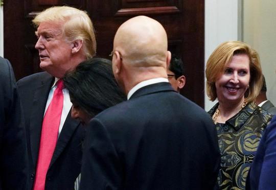 Nhà Trắng lại sắp có biến lớn - Ảnh 3.
