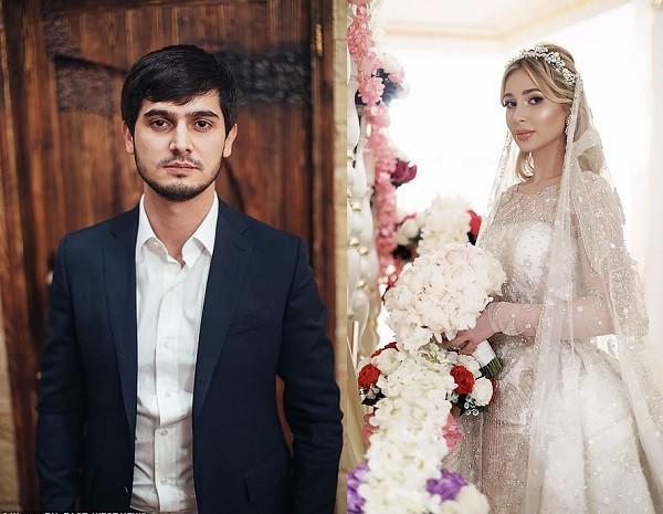 Đám cưới xa hoa bậc nhất của ông trùm dầu khí với cháu nhà tài phiệt Nga, chỉ dàn vali LV, Versace của hồi môn kéo theo đã 7 tỷ - Ảnh 6.