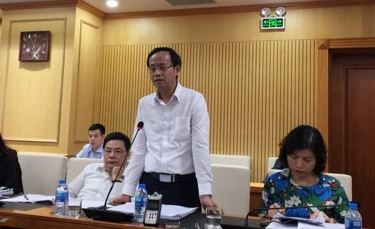 Tổng cục Thuế phản hồi việc Tổng kiểm toán Hồ Đức Phớc nói thất thu thuế 94% - Ảnh 1.