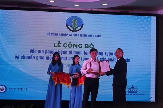 Công bố sản xuất thành công vacxin lở mồm long móng ở Việt Nam - Ảnh 2.