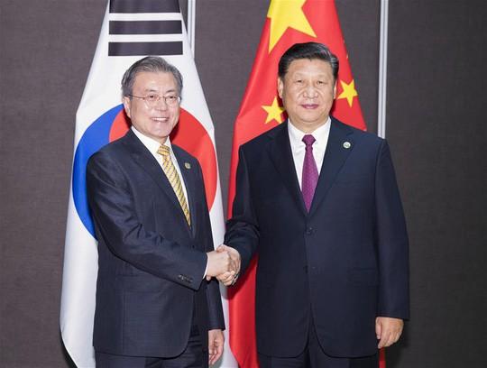 Ông Tập Cận Bình bất ngờ tiết lộ chuyến thăm Triều Tiên - Ảnh 1.