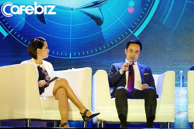Giám đốc quỹ đầu tư ESP Capital Lê Hoàng Uyên Vy chỉ ra điểm thiệt thòi khiến startup Việt dù rất giỏi công nghệ nhưng chưa vươn ra thế giới thành công - Ảnh 2.