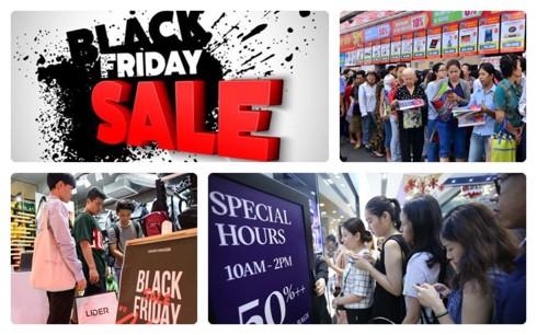 Sự thật ít được tiết lộ về ngày hội mua sắm Black Friday - Ảnh 1.