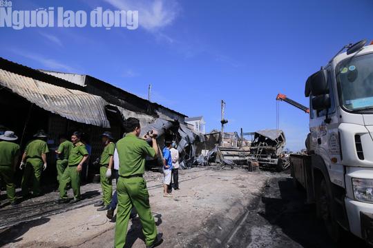 Nóng việc bồi thường vụ xe bồn gây tai nạn kinh hoàng ở Bình Phước - Ảnh 3.