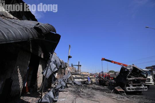 Nóng việc bồi thường vụ xe bồn gây tai nạn kinh hoàng ở Bình Phước - Ảnh 4.