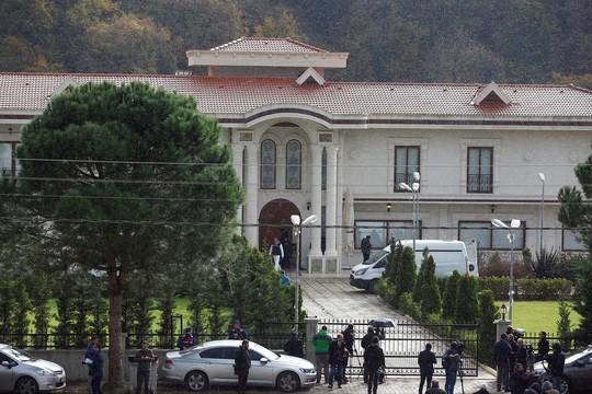 Thổ Nhĩ Kỳ lục soát villa hẻo lánh tìm thi thể nhà báo Ả Rập Saudi - Ảnh 1.